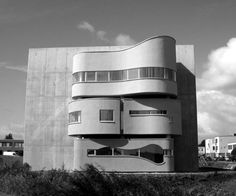 Clássicos da Arquitetura: Wall House 2 / John Hejduk © Liao Yusheng