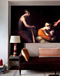 Raji Radhakrishan's room for the 2012 Kips Bay Decorator Show House