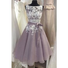 Short Lace Tulle Bridesmaid Formal Ballgown Party Prom Cocktail Homecoming Dress