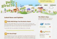 pally-giraffe.jpg (580×407)