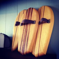 Handplanes by GULLY for Almond