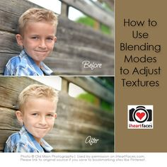 How To Use Blending Modes in Photoshop to Adjust Textures