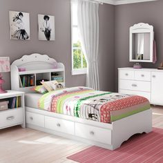 Amazing Toddler Girl Bedroom Sets Design Ideas