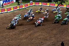 Race Report: Washougal 2012 | Features, News, Race Report | Transworld Motocross. Nothing like the Adrenaline Rush of a Motocross start!