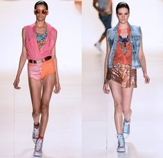 TNG 2014 Summer Womens Runway Collection - Fashion Rio - Rio de Janeiro Brazil Southern Hermisphere 2014 Verao Mulheres Desfile: Designer Denim Jeans Fashion: Season Collections, Runways, Lookbooks and Linesheets