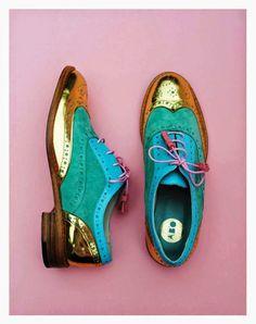ABO by Iva Ljubinkovic shoes Shoe Boots, Shoes Sandals, Dress Shoes, Shoe Bag, Flats, Heels, Pretty Shoes, Beautiful Shoes, Oxford Brogues
