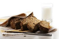 Recept på nyttigt bröd coh pasta Anna, Baking Recipes, Banana Bread, Vegetarian, Tasty, Cake, Desserts, Cooking Recipes, Tailgate Desserts