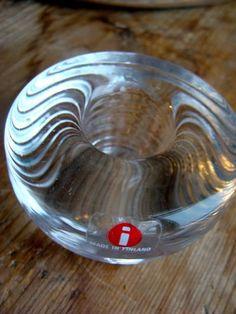 Tuikku 2kpl, Iittala Kosta Boda, Glass Company, Deep Red Color, Serving Bowls, Glass Art, House Design, Tableware, Decor, Dinnerware