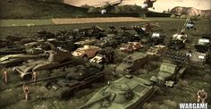Wargame: AirLand Battle Dynamic Campaign Detailed