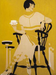 Tea with Coles Phillips – Read, Seen, Heard