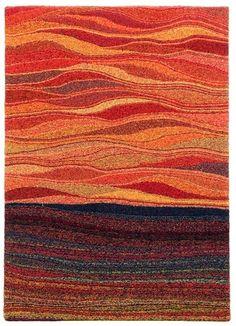Недавно открыла для себя волшебную технику Swing knitting (Свинг вязание), которая открывает новые горизонты для вязальщиц! На ЯМ уже есть мастер-класс по этой технике от Tashashu (Светлана) http://www.livemaster.ru/topic/288349-mk-volny-iz-ostatkov-pryazhi? Сама я спицами не вяжу, поэтому просто приглашаю насладиться подборкой работ мастера Gabriele Kluge 'KlugeStrickArt'.