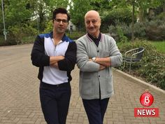 Anupam Kher joins the team of Varun Dhawan's 'Judwaa Anupam Kher, Varun Dhawan, Salman Khan, Bollywood, Join, Handsome, Actors, Bubble, Actor