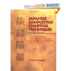 Japanese Candlestick Charting Techniques, Second Edition, by Steve Nison