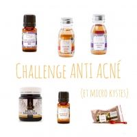challenge anti acné
