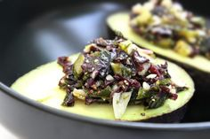 Tartare d'algues // Seaweeds tartar Lait Vegan, Healthy Food Alternatives, Seaweed, Vegan Recipes, Vegan Food, Potato Salad, Cabbage, Salads, Vegetables