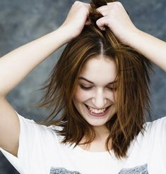 Die 18 Besten Bilder Von Stufenschnitt Kurz Hair Beauty Hairstyle