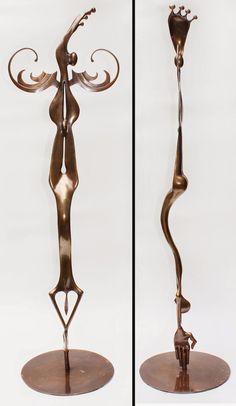 FERNANDO CARDOSO - Escultura: Amor