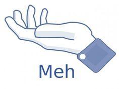 The button facebook really needs.