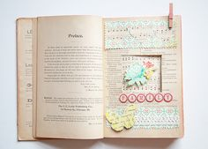 Make it Crate :: Window Heritage Album w/Katie Ehmann - Crate Paper Mini Albums Scrap, Mini Scrapbook Albums, Scrapbook Cards, Cool Journals, Art Journals, Project Life Layouts, Mini Album Tutorial, Crate Paper, Smash Book