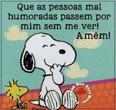 Lema do dia! Snoopy Love, Charlie Brown And Snoopy, Snoopy And Woodstock, Emoticon, Happy Thoughts, Favorite Quotes, Comics, Instagram Posts, Instagram Hashtag