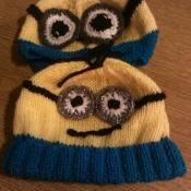 Minion Style Hat  - via @Craftsy