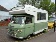 #Commer Camper Van by � Andrew on Flickr.    http://wp.me/p291tj-8E