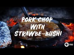 Chef Magnus Nilsson and Christian Puglisi Make Pork Chop With Strawbe-bushi…