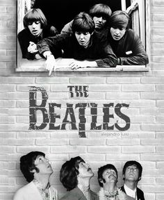 The Beatles find Fab Four on Behance