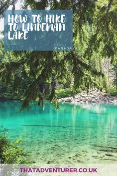 Lindeman lake near Chilliwack is a must visit in the summer. Cool off with a dip in Lindeman Lake after your hike Here's how to hike to the lake and what to expect! World Travel Guide, Travel Guides, Travel Tips, Canada Travel, Travel Usa, Quebec, Montreal, Toronto, Hiking Photography