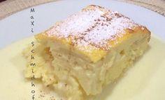 Topfen-Apfel-Auflauf Low Carb Desserts, Dessert Recipes, Austrian Desserts, Cake & Co, Easy Baking Recipes, Recipe From Scratch, Sweets Cake, Cake Cookies, Sweet Tooth