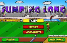 En este deporte del salto grande hay que ser precisos en el momento de saltar y no cometer falta