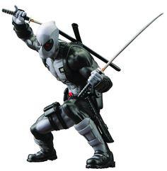 Kotobukiya Deadpool X-Force Marvel Now ArtFX+ Statue