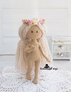 Crochet Doll Pattern, Crochet Toys Patterns, Amigurumi Patterns, Stuffed Toys Patterns, Crochet Dolls, Doll Patterns, Crochet Gifts, Amigurumi Tutorial, Doll Tutorial