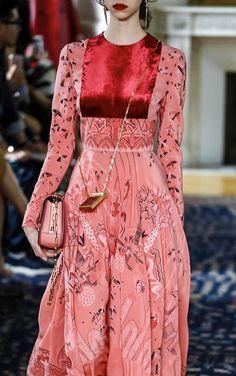 Valentino Spring-Summer 2017 Paris Fashion Week