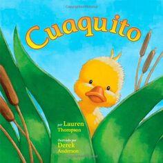 Cuaquito  (Spanish Edition) by Lauren Thompson