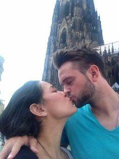 Yoshi y Patrick , el lugar que eligieron para vivir es de las ciudades que más me ha gustado. Nos va a dar mucho gusto visitarlos en Colonia. #thestoryofus
