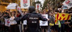 Δοκιμάζει ο Ισπανός βασιλιάς την υπομονή των Καταλανών - ROUNDABOUT 2013