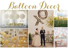 geronimo balloons wedding - Google Search