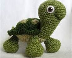 turtle - Free Crochet Animal Patterns - Bing Images