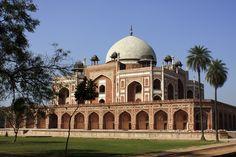 Humayun's Tomb | New Delhi | India | restoration made by the Aga Khan
