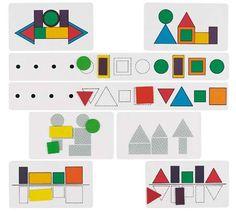 vormritme, spel, spelletje, spelen, spellen, vormen, kleuren, cirkel, vierkant