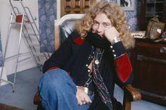 70年代に撮影されたロバート・プラントのヴィンテージ写真をサイトVintage Everydayが特集紹介 - amass http://amass.jp/68474/