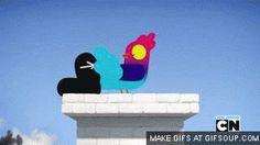 The Amazing World of Gumball! • Zodiacs as Gumball Gifs