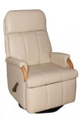 Site for small wall-hunger recliners and other RV furniture