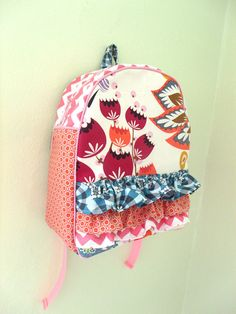 Great backpack--perfect for preschool and little N loves it!