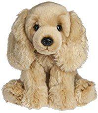 Cocker Spaniel Stuffed Animals   Cocker Spaniel Plush Toys   DoggieChecks.com
