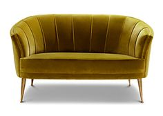 Lounge Act: A round-up of the most Fabulous Sofas according to Ms. Madison.