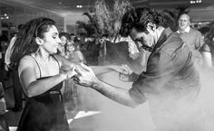 DJ Juks Jive e sua esposa Patrícia Queiroz #rockabilly