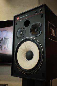 JBL - 4312E control monitors - Madranker's Personal Favorite