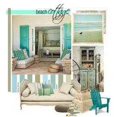 Shabby Chic Beach Cottage